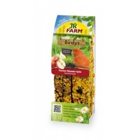 JR FARM BIRDYS STICKS WITH APPLE 130gr